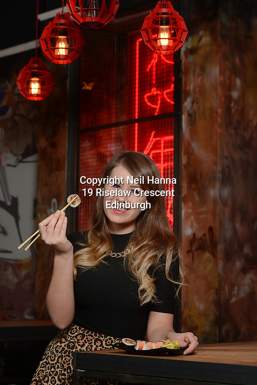Aberdeen Asset Management/Glover Scholarship Winner<br /> Bar Soba, 104 Hanover Street, Edinburgh<br /> <br /> Aberdeen Asset Management has announced that Caroline Marshall (20) is the winner of its prestigious Glover Scholarship scheme whereby a Scottish student is granted the opportunity to maximise their career opportunities by studying in Japan.<br /> <br /> <br />  Neil Hanna Photography<br /> www.neilhannaphotography.co.uk<br /> 07702 246823