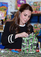 KATE Middleton Visits Northside Center, Harlem