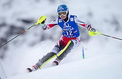 29.12.2014, Hohe Mut, Kühtai, AUT, FIS Ski Weltcup, Kühtai, Slalom, Damen, 1. Durchgang, im Bild Bernadette Schild (AUT) // Bernadette Schild of Austria in action during 1st run of Ladies Slalom of the Kuehtai FIS Ski Alpine World Cup at the Hohe Mut Course in Kuehtai, Austria on 2014/12/29. EXPA Pictures © 2014, PhotoCredit: EXPA/ JFK