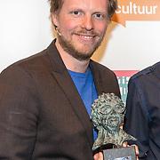 NLD/Amsterdam/20190414 - Uitreiking Annie M.G. Schmidt-prijs 2019, Patrick Nederkoorn wint  de Annie M.G. Schmidtprijs