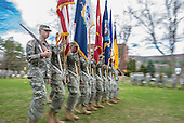 Chap 3 - April - Corps Honor Cermony