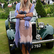Sharron Davies attend The Motor Sport Hall of Fame will return to the spectacular Royal Automobile Club at Woodcote Park, Surrey, London, UK. 4 June 2018.