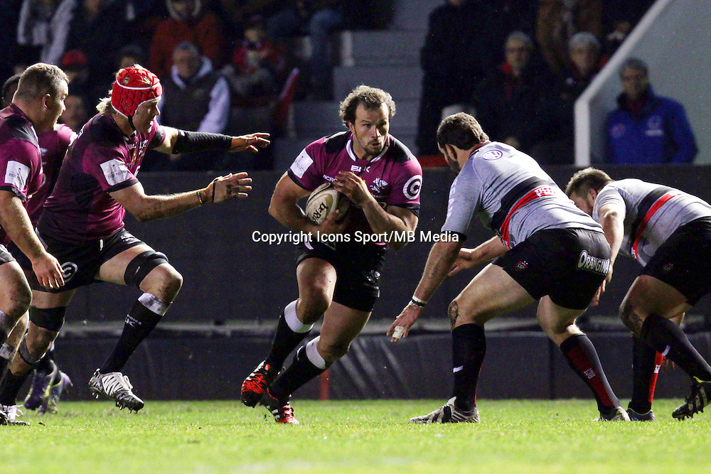 Bismarck DU PLESSIS - 05.02.2015 - Rugby Masters - Toulon / Sharks<br />