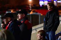 Fleetwood Town fans - Mandatory by-line: Dougie Allward/JMP - 05/04/2017 - FOOTBALL - Kassam Stadium - Oxford, England - Oxford United v Fleetwood Town - Sky Bet League One