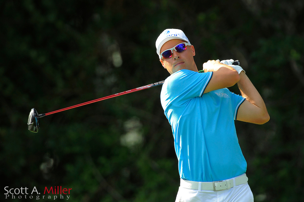 Ben Crane during the second round of the Honda Classic at PGA National on March 2, 2012 in Palm Beach Gardens, Fla. ..©2012 Scott A. Miller.