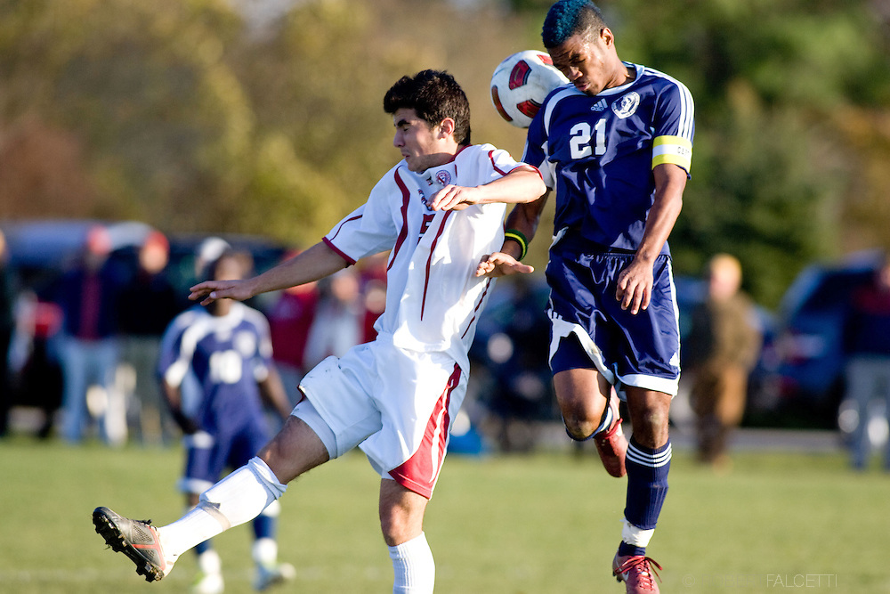 The Taft School, Watertown, CT. November 13, 2011. Taft vs Hotchkiss boys varsity soccer..(Photo by Robert Falcetti)..Admissions marketing & communications photography-New England Private Independent School-Alumni magazine photography  ... .