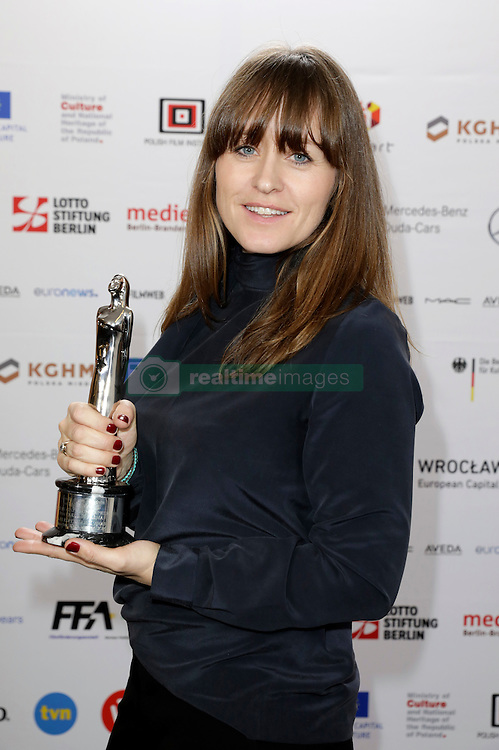 December 10, 2016 - Wroclaw, Lower Silesian, Deutschland - Camilla Hjelm Knudsen attends the 29th European Film Awards 2016 at the National Forum of Music on December 10,2016 in Wroclaw, Poland. (Credit Image: © Future-Image via ZUMA Press)