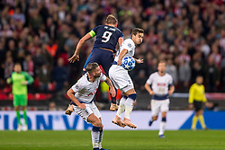 November 6, 2018 - London, Greater London, England - Harry Winks of Tottenham Hotspur and Luuk de Jong of PSV Eindhoven during the UEFA Champions League Group Stage match between Tottenham Hotspur and PSV Eindhoven at Wembley Stadium, London, England on 6 November 2018. Photo by Salvio Calabrese. (Credit Image: © AFP7 via ZUMA Wire)