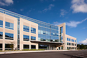 Architectural photo of Station Ridge office building near BWI in Baltimore DC Area by Jeffrey Sauers of Commercial Photographics