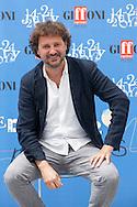 Giffoni Valle Piana (SA) 16.07.2012 - Giffoni Film Festival 2012. Photocall di Leonardo Pieraccioni. Foto Giovanni Marino