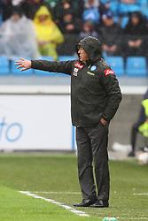 Foto LaPresse/Filippo Rubin<br /> 12/05/2019 Ferrara (Italia)<br /> Sport Calcio<br /> Spal - Napoli - Campionato di calcio Serie A 2018/2019 - Stadio &quot;Paolo Mazza&quot;<br /> Nella foto: CARLO ANCELOTTI (ALLENATORE NAPOLI)<br /> <br /> Photo LaPresse/Filippo Rubin<br /> May 12, 2019 Ferrara (Italy)<br /> Sport Soccer<br /> Spal vs Napoli - Italian Football Championship League A 2018/2019 - &quot;Paolo Mazza&quot; Stadium <br /> In the pic: CARLO ANCELOTTI (NAPOLI'S MANAGER)