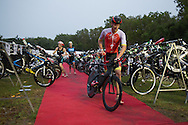 Sam Betten (AUS), June 8, 2014 - TRIATHLON : Ironman Cairns 70.3 / Cairns Airport Adventure Festival, Palm Cove - Captain Cook Highway - Cairns Esplanade, Cairns, Queensland, Australia. Credit: Lucas Wroe