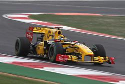 Motorsports / Formula 1: World Championship 2010, GP of Korea, 11 Robert Kubica (POL, Renault F1 Team),