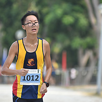 The 2018 National Schools Track and Field Championships were held at Bedok Reservoir Park on Wednesday, March 21, 2018. <br />