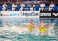 FIN Campionati Italiani Junior Estivi di Nuoto Sincronizzato Civitavecchia<br /> Marta Murru Rari Nantes Savona<br /> Photo Diego Montanoa/Deepbluemedia