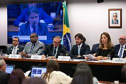 March 27, 2019 - BrasíLia, Brazil - BRASÍLIA, DF - 27.03.2019: RICARDO VELEZ RODRIGUES NA CAMARA - Minister of Education Ricardo Vélez Rodrígues attends a meeting on the education committee in the Deputies on Wednesday, 27. (Credit Image: © Myke Sena/Fotoarena via ZUMA Press)