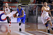 Elston Turner<br /> Virtus Roma - Cuore Napoli Basket<br /> Campionato Basket LNP 2017/2018<br /> Roma 18/02/2018<br /> Foto Gennaro Masi / Ciamillo - Castoria
