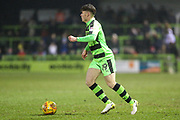 Forest Green Rovers Alex Whittle(19) during the EFL Sky Bet League 2 match between Forest Green Rovers and Cambridge United at the New Lawn, Forest Green, United Kingdom on 20 January 2018. Photo by Shane Healey.