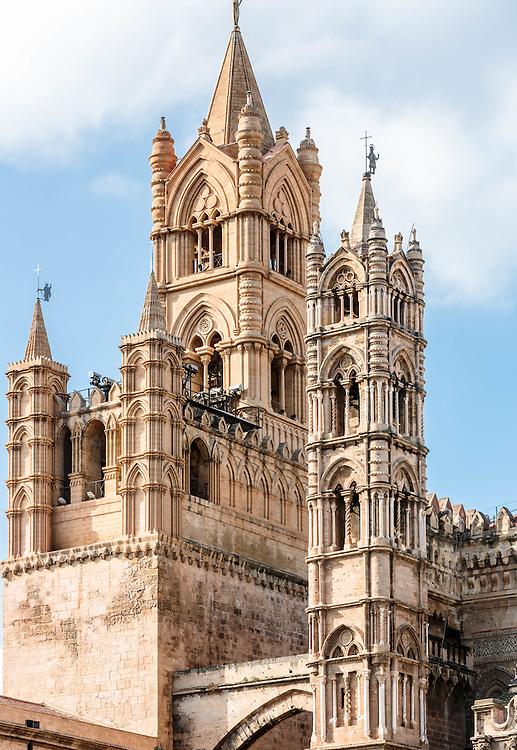 Palermo: la Cattedrale, Santa Maria la Vetere.