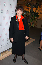 BARONESS HOWARTH OF BRECKLAND at the British Antiques Dealers Association antiques & Fine art fair in aid of the charity Childline held at the Duke of York Square, Chelsea, London on 23rd March 2006.<br />