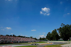 06.09.2014, Autodromo di Monza, Monza, ITA, FIA, Formel 1, Grand Prix von Italien, Qualifying, im Bild Nico Hulkenberg (GER) Force India VJM07. // during the Qualifying of Italian Formula One Grand Prix at the Autodromo di Monza in Monza, Italy on 2014/09/06. EXPA Pictures © 2014, PhotoCredit: EXPA/ Sutton Images/ Martini<br /> <br /> *****ATTENTION - for AUT, SLO, CRO, SRB, BIH, MAZ only*****