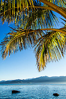 Praia do Ribeirão da Ilha. Florianópolis, Santa Catarina, Brasil. / Ribeirao da Ilha Beach. Florianopolis, Santa Catarina, Brazil.