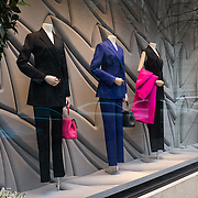 The three headless women of the consumerist apocalypse. A paean to consumerism in Prague, Czech Republic, 14 November 2014.