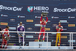 December 9, 2018 - Sao Paulo, Sao Paulo, Brazil - Nov, 2018 - #10 RICARDO ZONTA of Shell V-Power, winner of the final stage of the 2018 championship of the Brazilian Stock Car, at Interlagos circuit, in Sao Paulo, Brazil. (Credit Image: © Paulo Lopes via ZUMA Wire) (Credit Image: © Paulo Lopes/ZUMA Wire)