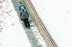 Goran Janus of Slovenian Ski jumping team, on December 23, 2014 in Planica, Slovenia. Photo by Vid Ponikvar / Sportida