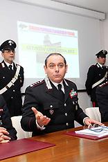20130126 CONFERENZA STAMPA CARABINIERI BILANCIO ANNO 2012