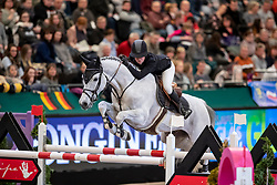 GULLIKSEN Victoria (NOR), Gin Chin van het Lindenhof<br /> Leipzig - Partner Pferd 2019<br /> IDEE Kaffe Preis<br /> CSI5*<br /> 18. Januar 2019<br /> © www.sportfotos-lafrentz.de/Stefan Lafrentz