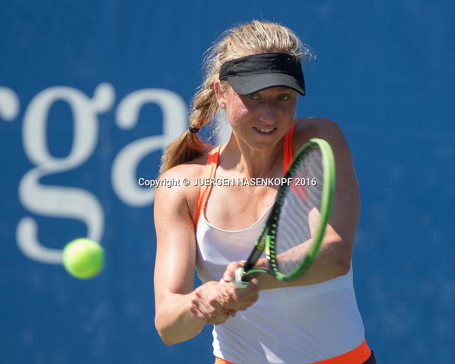MONA BARTHEL (GER)<br /> <br /> Tennis - US Open 2016 - Grand Slam ITF / ATP / WTA -  Flushing Meadows - New York - New York - USA  - 29 August 2016.