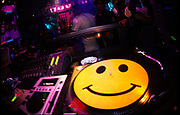 SMILEY LOGO SLIP MAT IN HONG KONG CLUB