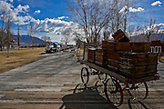 Laws Railroad Museum in Bishop California