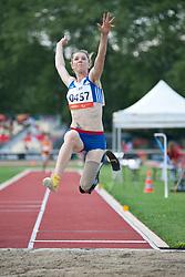 LE FUR Marie-Amelie, FRA, Long Jump, T44, 2013 IPC Athletics World Championships, Lyon, France