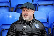 Rochdale manager Keith Hill before the EFL Sky Bet League 1 match between Peterborough United and Rochdale at London Road, Peterborough, England on 12 January 2019.