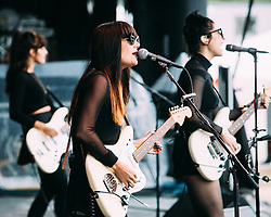 Dum Dum Girls perform at The 2014 Outside Lands Music and Art Festival - San Francisco, CA - 8/9/14