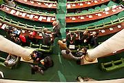 Constitutional Parliament, Tunisia..Parlement constituante, Tunis