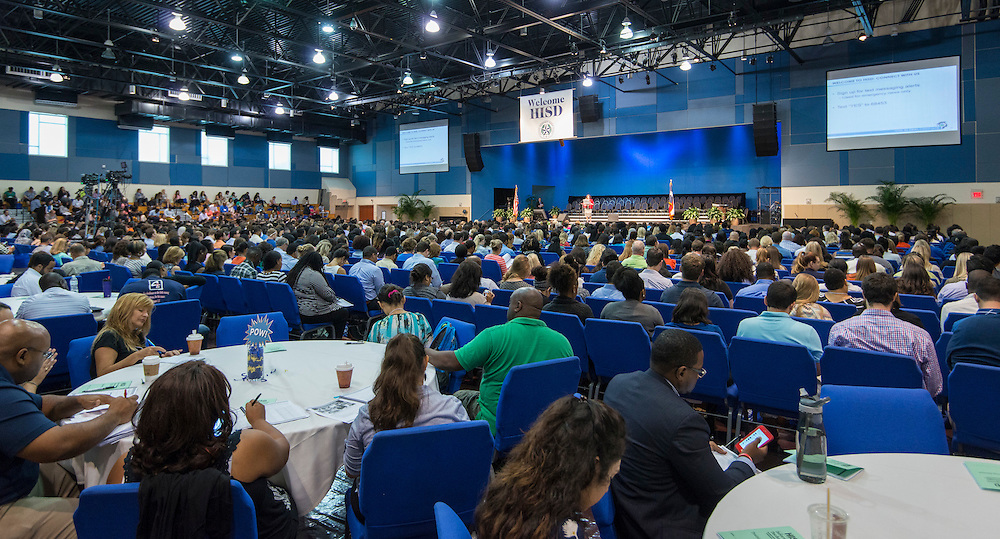New Teacher Academy at Kingdom Builders, July 25, 2016.
