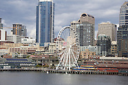 Seattle and Bainbridge Island Views