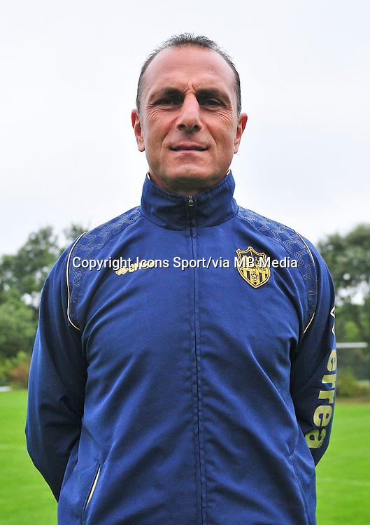Michel DER ZAKARIAN - 17.09.2013 - Photo Officielle - Nantes -Ligue 1<br /> Photo : Philippe Le Brech / Icon Sport