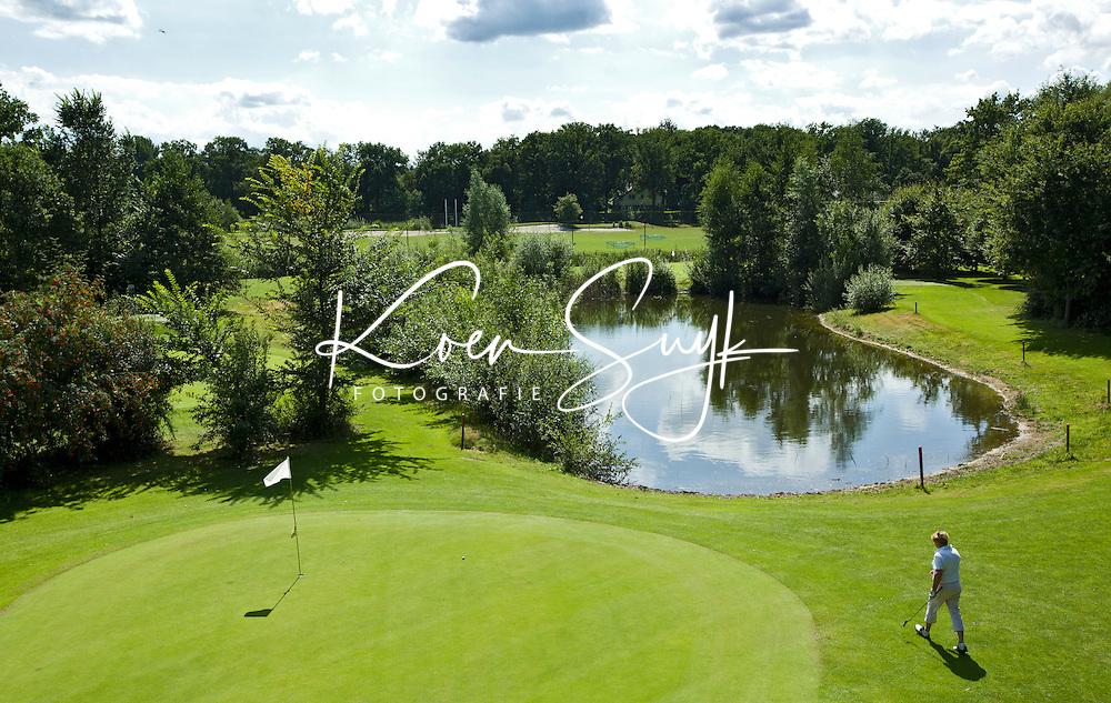 HATTEM - Hole 2, Dutch Golf Hattem. COPYRIGHT KOEN SUYK