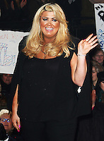 Gemma Collins, Celebrity Big Brother - 7th Live Eviction, Elstree Studios, Elstree UK, 02 February 2016, Photo by Brett D. Cove