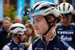 Abi van Twisk (GBR) at Boels Ladies Tour 2019 - Stage 3, a 156.8 km road race starting and finishing in Nijverdal, Netherlands on September 6, 2019. Photo by Sean Robinson/velofocus.com