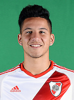 Argentina Football League First Division - Axion Energy 2016-2017 / <br /> Club Atletico River Plate - <br /> Sebastian Driussi