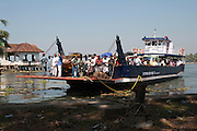 India, Kerala, Kochi (formerly known as Cochin) The port