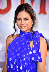 Lilah Parsons attending the European premiere of Dumbo held at Curzon Mayfair, London.