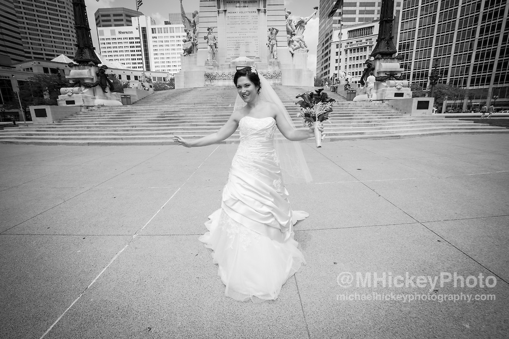 Jennifer Hughes and John Pianki wedding preview - Indianapolis, Indiana