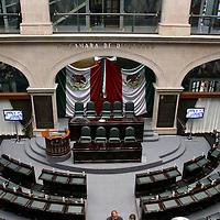 Toluca, Mex.- Salon de plenas donde rindieron protesta los 75 diputados que integran la LVI Legislatura del Estado de Mexico. Agencia MVT / Mario Vazquez de la Torre. (DIGITAL)<br /> <br /> <br /> <br /> NO ARCHIVAR - NO ARCHIVE