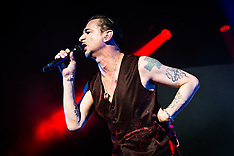 Depeche Mode perform on Collisioni stage - 02 July 2018